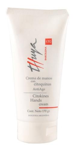 crema de manos con citoquinas antiage x 170gr thuya thuya
