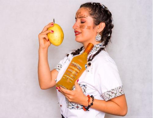 crema de maracuya importado de la selva amazonica, 12 grados