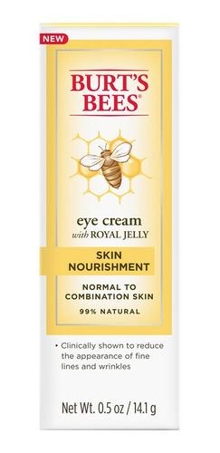 crema de ojos burts bees skin nourishment 14gr