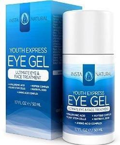 El medio eficaz de las arrugas para la piel alrededor de los ojos