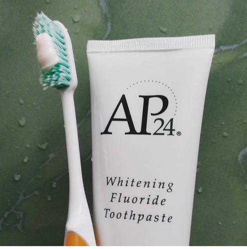 crema dental blanqueadora