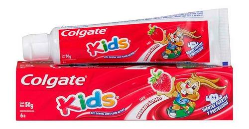 crema dental colgate kids fresa x 50 gr