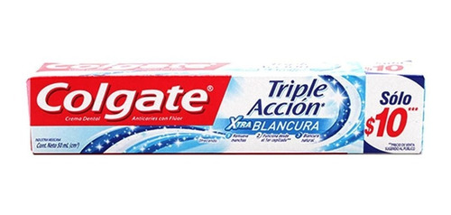 crema dental colgate tracc white 50ml