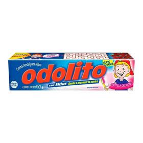 Crema Dental Odolito Frutilla 50g