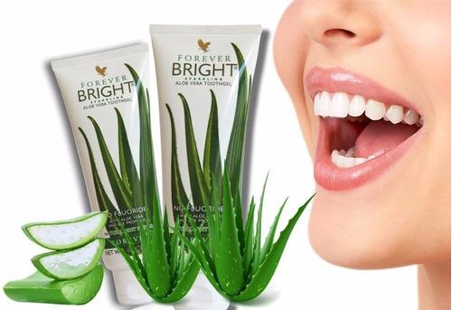 crema dental sin fluor a base de aloe vera