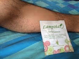 crema depilatoria lampiña con extractos naturales obsequio