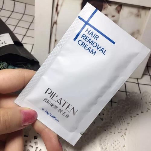 crema depilatoria pilaten 2 sobres depilacion l depilar