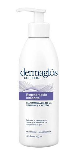 crema dermaglos corporal regeneracion intensiva x 300ml