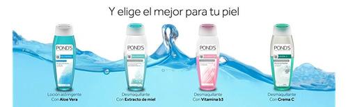crema desmaquillante liquida ponds x 200ml original