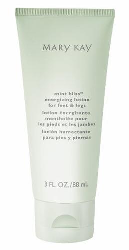 crema energizante para pies y piernas mary kay