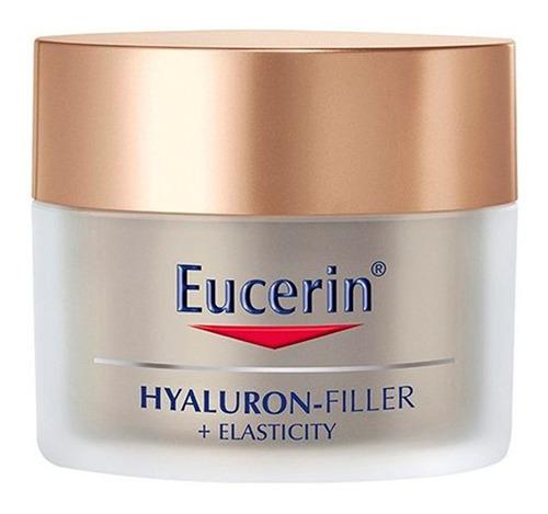 crema eucerin hyaluron filler + elasticity noche x 50 ml