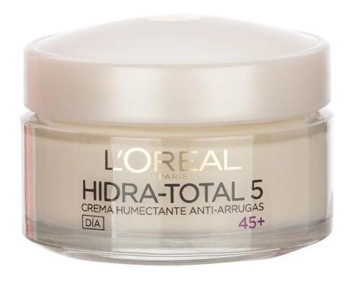 crema experto antiarrugas +45 loréal paris hidra total 50 ml