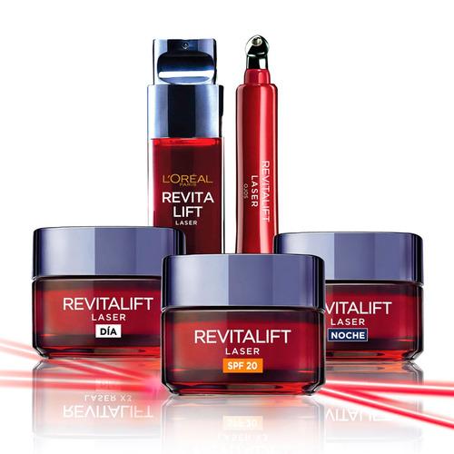 crema facial dia antiarrugas revitalift laser l'oréal 50ml