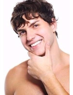 crema facial hombre + serum ácido hialuronico contorno ojos