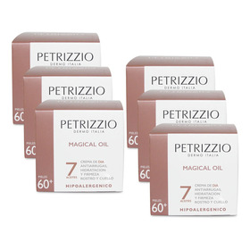 Crema Facial Magical Oil Petrizzio Pack 6