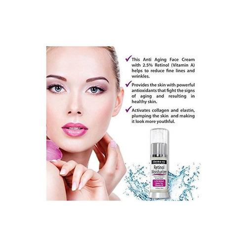 crema facial piel