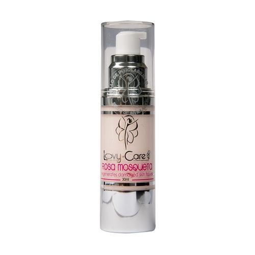 crema facial rosa mosqueta lovy care