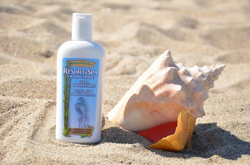 crema hidratante after sun biodegradable 250 ml.