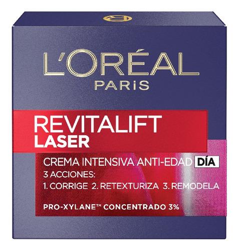 crema hidratante antiarrugas de día revitalift loreal, 50ml