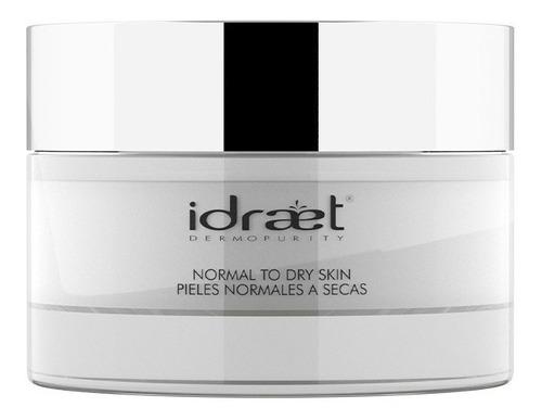 crema hidratante aquafiller pieles secas 50gr idraet