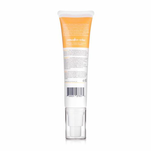 crema hidratante de vitamina c cosmedica skincare