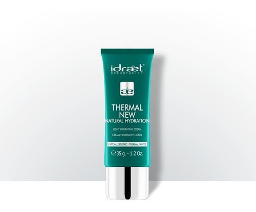 crema hidratante ligera thermal new