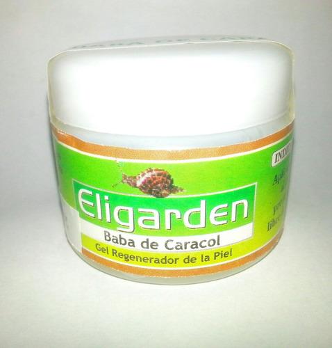crema hidratante rejuvenecedora con baba caracol para rostro