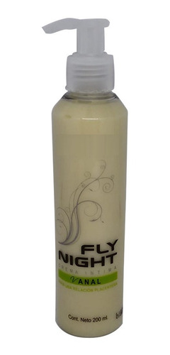 crema intima vanal fly night 200 ml