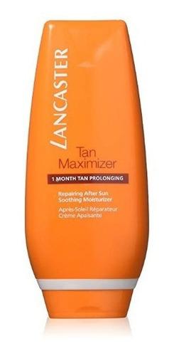 crema lancaster hidratante y reparadora despues del sol