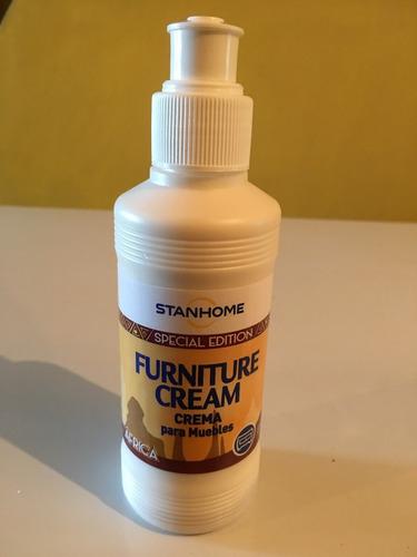 crema limpiadora para muebles de madera stanhome africa