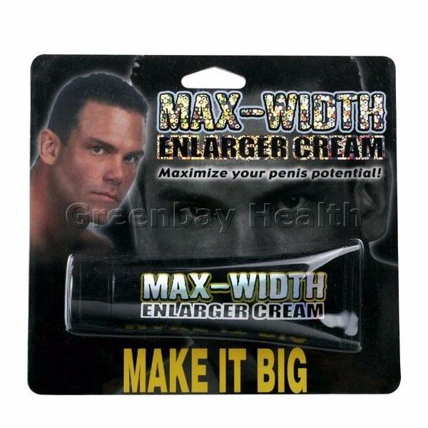 max width crema
