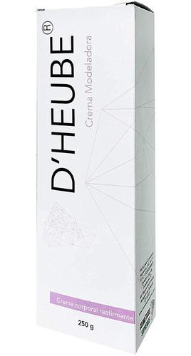 crema modeladora reafirmante + limpiador facial dheube