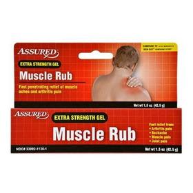 Crema Muscle Rub Artritis Dolor - g a $476
