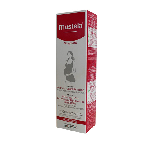 crema mustela prevencion estrias x 150ml