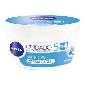 Crema Nivea Facial Nutricion Intensiva 50ml