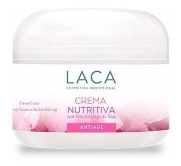 crema nutritiva mix antiage soja 160g laca