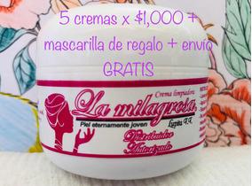 897dcdf1112c Crema Original La Milagrosa 5pz+regalo+envío X$1000