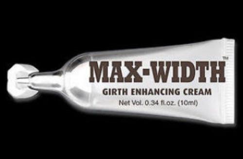 crema para alargar y engrosar el pene max-width 10 ml