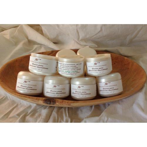 crema para dolores reumaticos  c/laurel jengibre y eucalipto