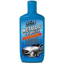crema para pulir acabado metalizado vehiculo formula 1