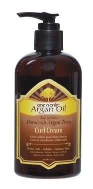 crema para rizos con aceite de argán 285gr - one n only