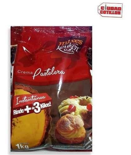 crema pastelera en polvo keuken 1 kg ciudad cotillón