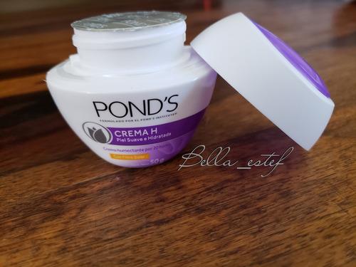 crema ponds h  humectante 50g.  filtro solar. origina 100%