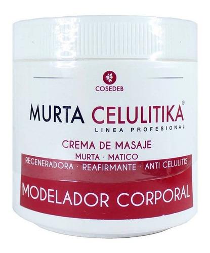 crema reafirmante anti celulitis murta matico cosedeb 500grs