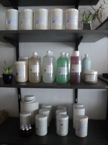 crema reafirmante corporal con algas x 1 kilo
