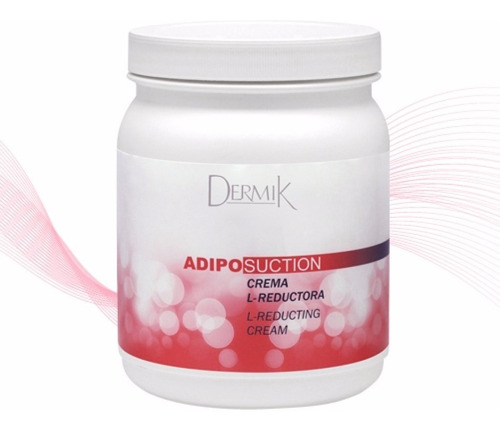 crema reductora 1 kilo adiposuction dermik