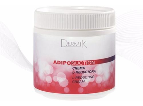 crema reductora 500 grs adiposuction dermik
