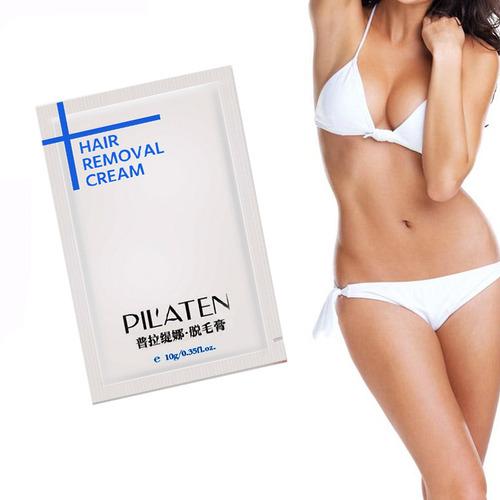 crema removedora de pelo depilatoria pilaten  10gr