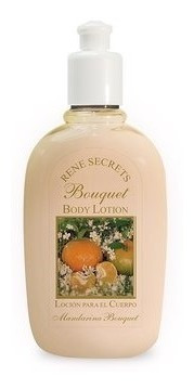 crema  rene secrets body lotion (combo x 3) 200 gr c/u