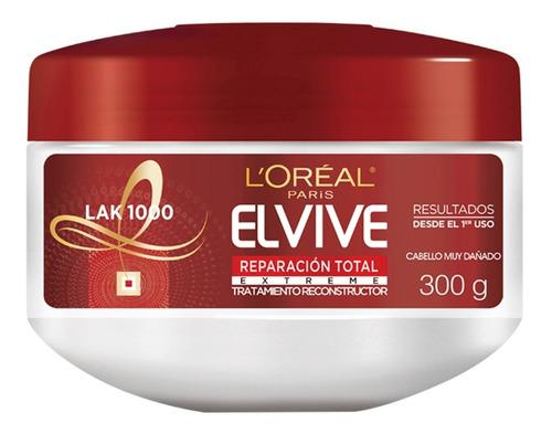crema tratamiento reparación total 5 extreme elvive x 300 ml